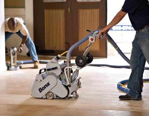 Dustless Hardwood Floor Sanding - Dustless Hardwood Floor Sanding Molton Flooring